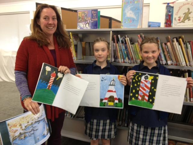 Pre-Bookweek fun at Parklands Primary
