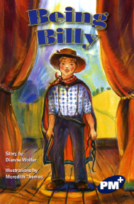 Being Billy cover medium