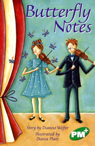 Butterfly Notes cover medium