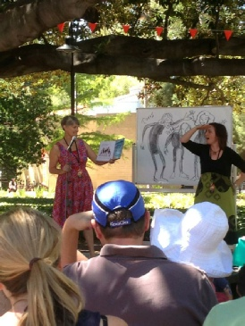 Granny Grommet and Me has was launched in Albany and at the Perth Writers Festival 2013
