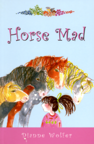 Horse Mad cover