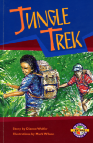 Jungle Trek cover medium