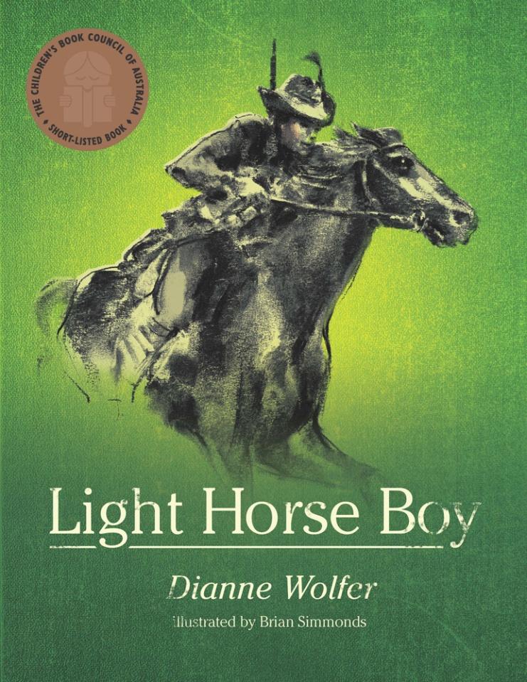 Light Horse Boy cover