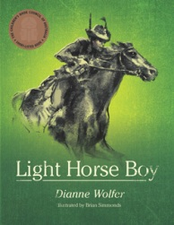 LIght Horse Boy cover