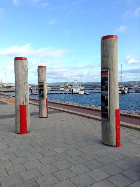 Albany waterfront project