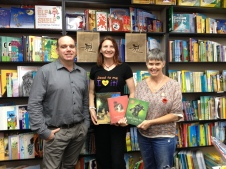 Lockie Cameron from Paperbark Merchants, Dora and Dianne