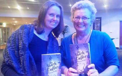 Authors Meg McKinlay and Jen Banyard